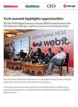 Техническата среща на върха подчертава възможностите