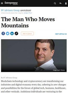 Човекът, който 'мести планини'