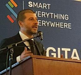 Пламен Русеев представя Стратегията за интелигентна специализация за Централна Европа в Букурещ