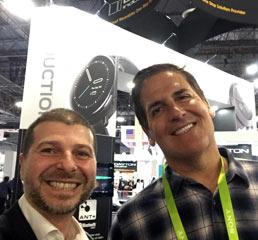 """С Марк Кубан - Акулата в """"аквариума за акули"""", един от най-известните и успешни предприемачи в света и съ-инвеститор в една портфейлните компании на д-р Русев - Unikrn."""