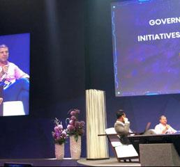 Пламен Русев в панелна дискусия: Правителствени блокчейн инициативи в рамките на ЕС (и извън него) на BlockShow Europe 2018