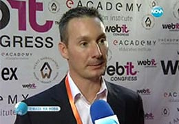 Nova TV: Plamen Russev about social networkds