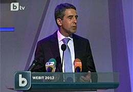bTV: How internet change bulgarian business - Webit Congress 2012