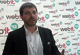 JoBTiger.tv: Plamen Russev about Webit Congress: Do not be afraid of failure