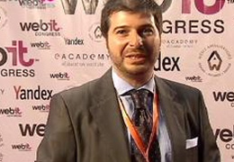 Webit Congress 2011: Interview with Plamen Russev (in bulgarian)