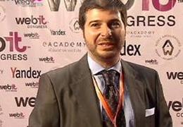 Webit Congress 2011: Интервю с Пламен Русев