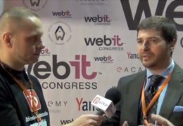 Webit Congress 2012: Interview with Plamen Russev