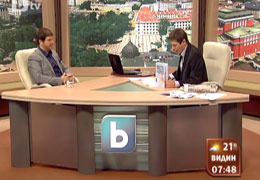 bTV: E-governance - the future of Bulgaria