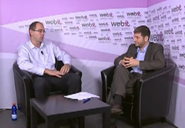 Webit Expo: Interview with Plamen Russev and Lyubomir Lekov