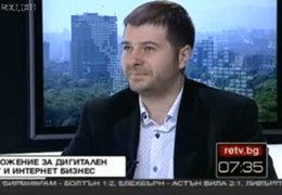 ReTv: Interview with Plamen Russev