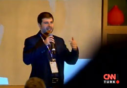 CNN Turk: Пламен Русев за Webit Congress