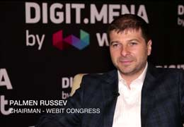 Plamen Russev about Digit MENA Conference 2015