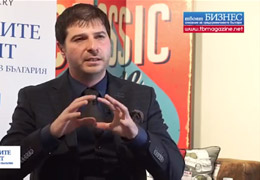 Your Business Magazine: Interview with Plamen Russev