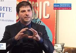 Your Business Magazine: Интервю с Пламен Русев