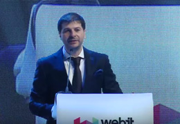 Webit.Festival Europe 2017 presents Dr. Plamen Russev - Founder & Chairman, Webit Foundation