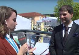 Пламен Русев от тазгодишното издание на Webit.Festival | Бloomberg TV България