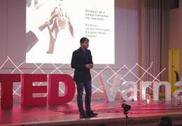 Изненадващ разговор | TEDxVarna